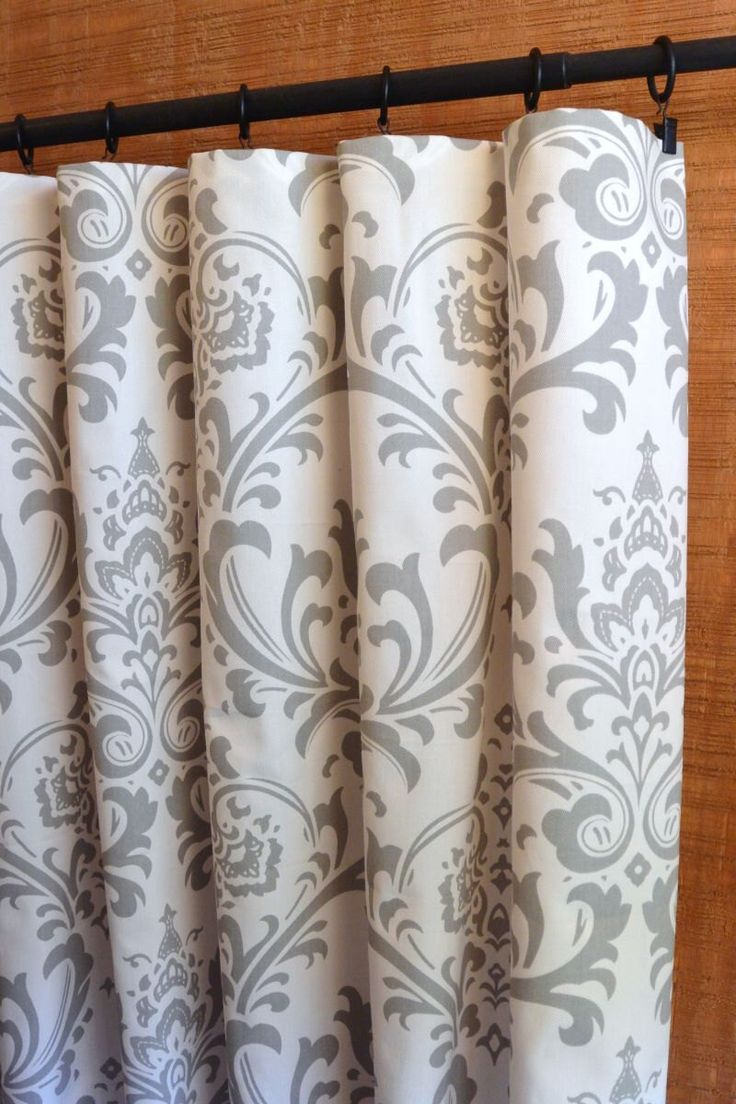 Designer Curtain Panels - One or two designer curtain panels 24w or 50w x 63 84 90