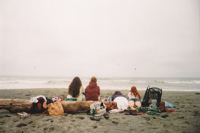 Ocean Shores by Amanda K. White, via Flickr