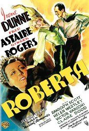 Roberta Poster Lucy was Fashion Model (Uncredited)