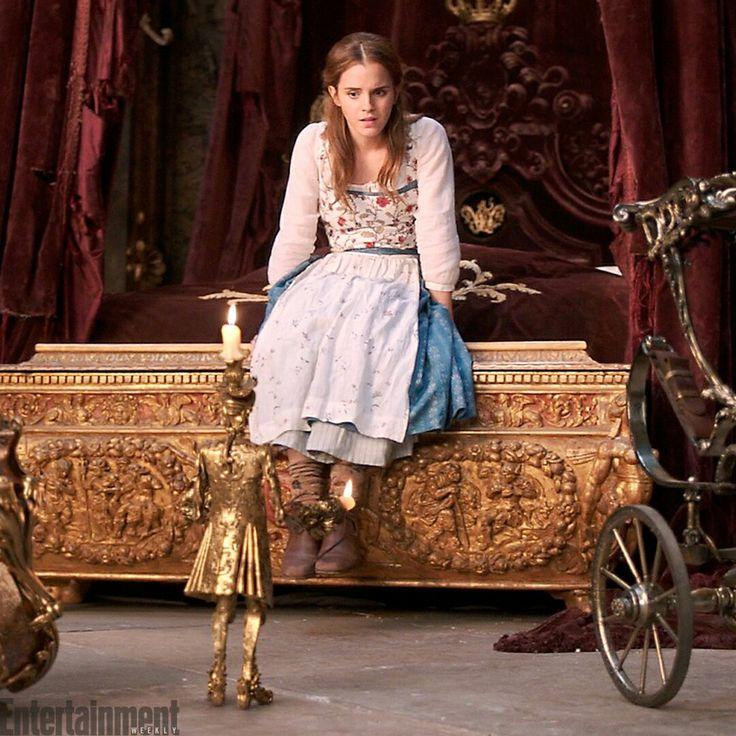 Emma Watson as Belle, Disney's Beauty and the Beast  (2017)