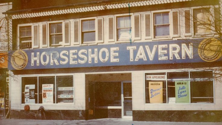 The Shoe: 65 years of Horseshoe Tavern history