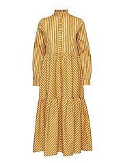 bethanygz oz dress ze1 19 narcissus yellow stripe 1299 kr