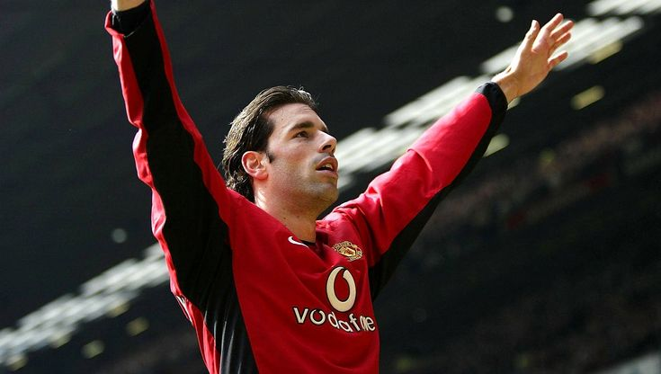 Ruud van Nistelrooy and the art of scoring goals