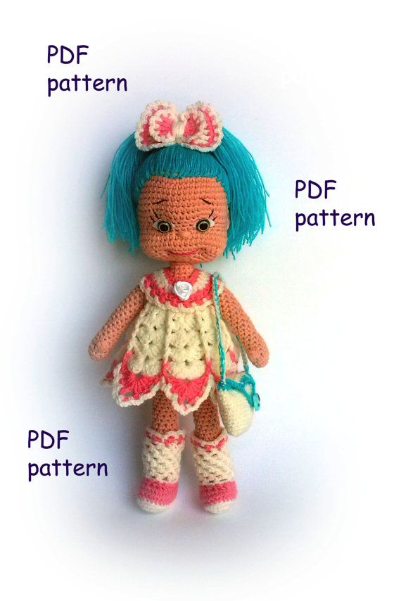 1000+ images about Crochet dolls and other dolls on ...