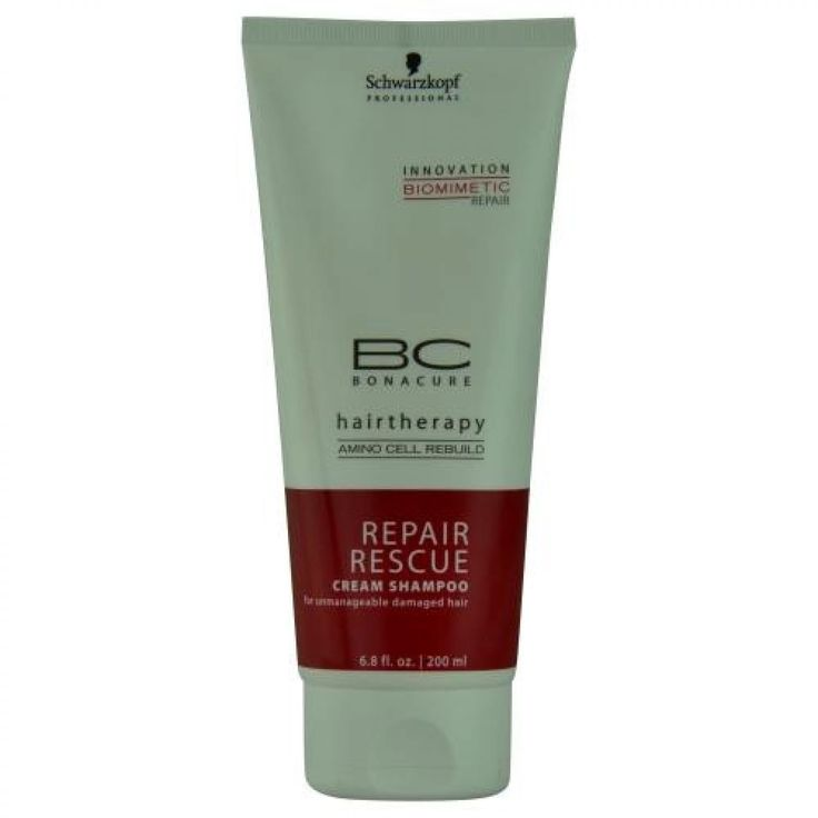 Schwarzkopf BC Bonacure Repair Rescue Cream Shampoo 200ml/6.8 oz