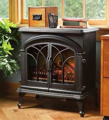 Portable Electric Fireplace?  Small Electric Fireplaces