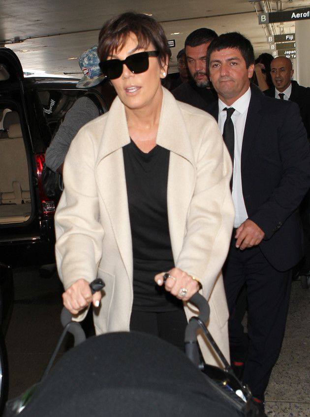 Kris Jenner on Rob Kardashian: A Fat, Failed Sock-Line Loser!