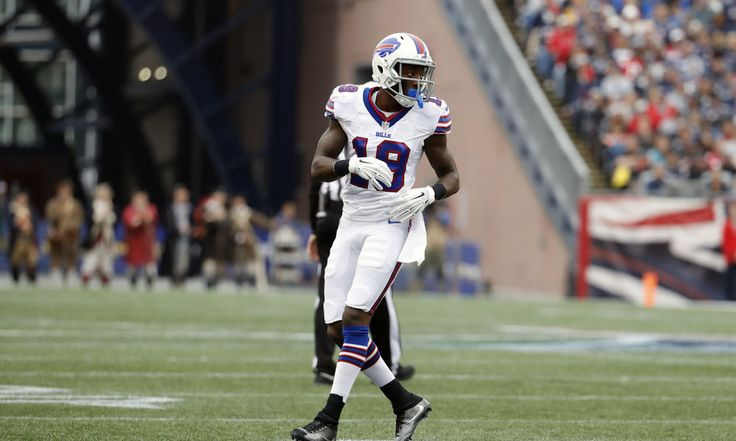 """Bills Walter Powell suspended four games for performance enhancers = Buffalo Bills wide receiver Walter Powell has been suspended for the first four games of the 2017 NFL season for violating the league's policy on performance enhancing substances. Powell took to Twitter to apologize. """"I was disappointed to recently find out that....."""