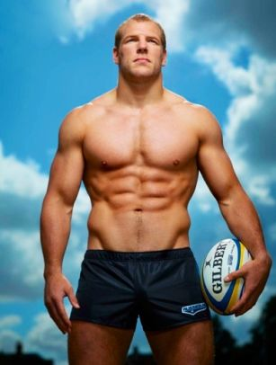 James Haskell - 15 of the Biggest Beasts in Rugby