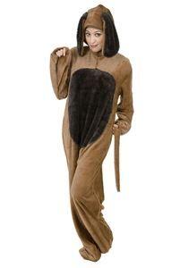 big dog adult unisex costume