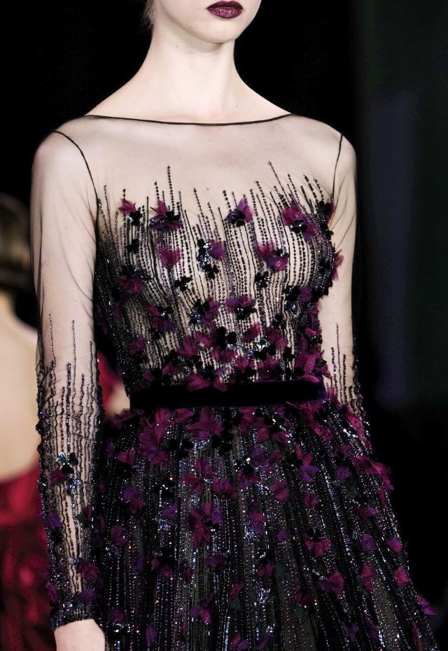 Jean Paul Gaultier Haute Couture Fall/Winter 2014/15  Paris Fashion Week