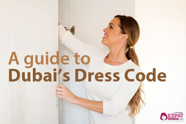 A Guide to Dubai's Dress Code