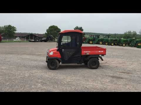 KUBOTA RTV900 For Sale YouTube Tractors And Attachments