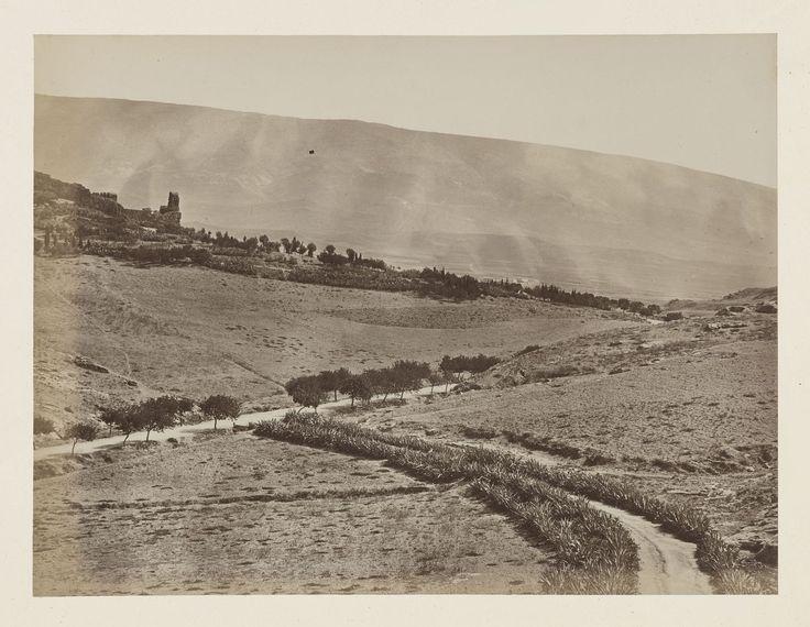 Vue générale de la ville d'Athènes, panorama, épreuve n°                     5/6 © Musée Guimet, Paris, Distr. Rmn / Image Guimet