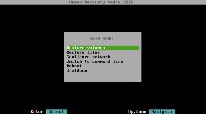 Восстановление из резервной копии с помощью Veeam Agent for Linux    Конечная цель создания резервной копии – обеспечить возможность восстановления данных в случае сбоя, и сегодня я вкратце расскажу, как с этим способен справиться новый Veeam Agent for Linux. Возьмем в качестве «подопытного кролика» тот же бэкап, создание которого было описано в предыдущем посте , и посмотрим, как из него можно восстановиться. За сим добро пожаловать под кат.    Читать дальше →