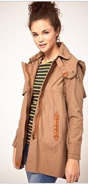 un top 8 de beaux manteaux de printemps dispo sur le web!