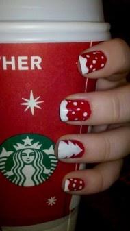 Nail nail nail Christmas nails
