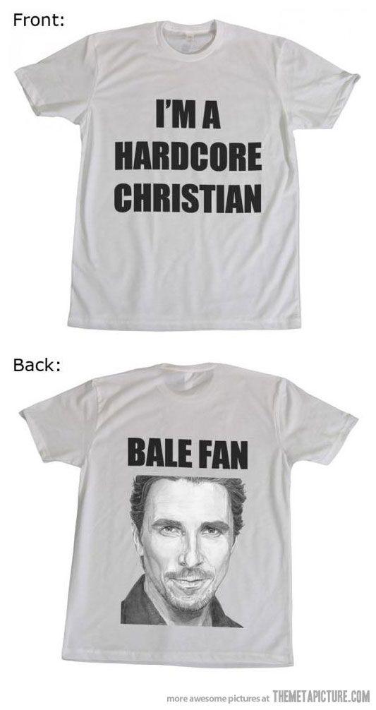 Love that Bale