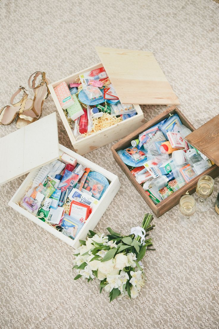 Molly Sims' Day-Of Bridal Emergency Kit: