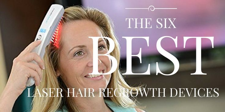 Red Light Therapy to treat Hair Loss.  Weird and wonderful options.