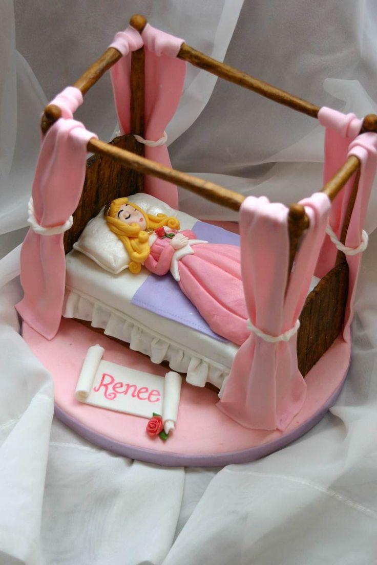 Sleeping Beauty Cake on Cake Central
