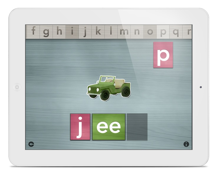 ES1 students will love this app. Good for developing phonemic awareness. Ideal for engaging students in the writing process.