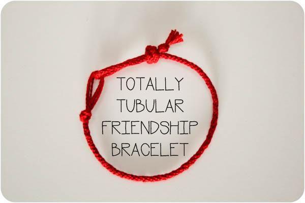 DIY Friendship Bracelet : DIY Tubular Friendship Bracelets