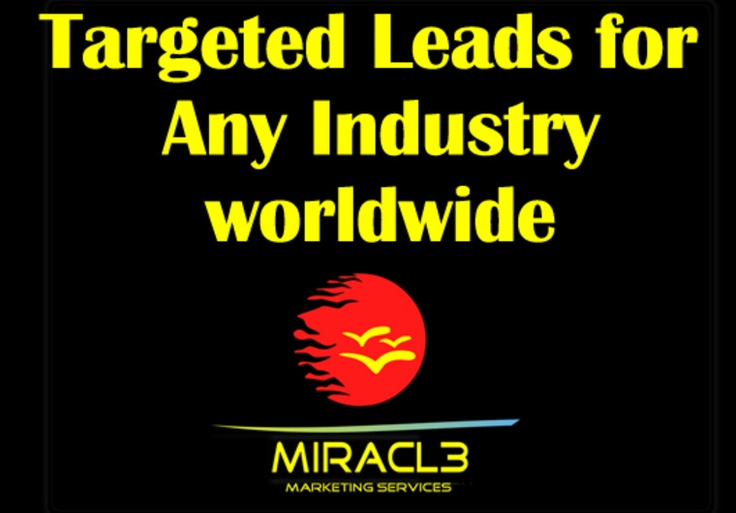 msc_miracl3: extract Targeted Leads complete contact details from the major search engines and most popular directories for Any Keyword and Location for $5, on fiverr.com