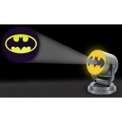 Projecteur Bat-Signal Batman. Kas Design, distributeurs de produits originaux.