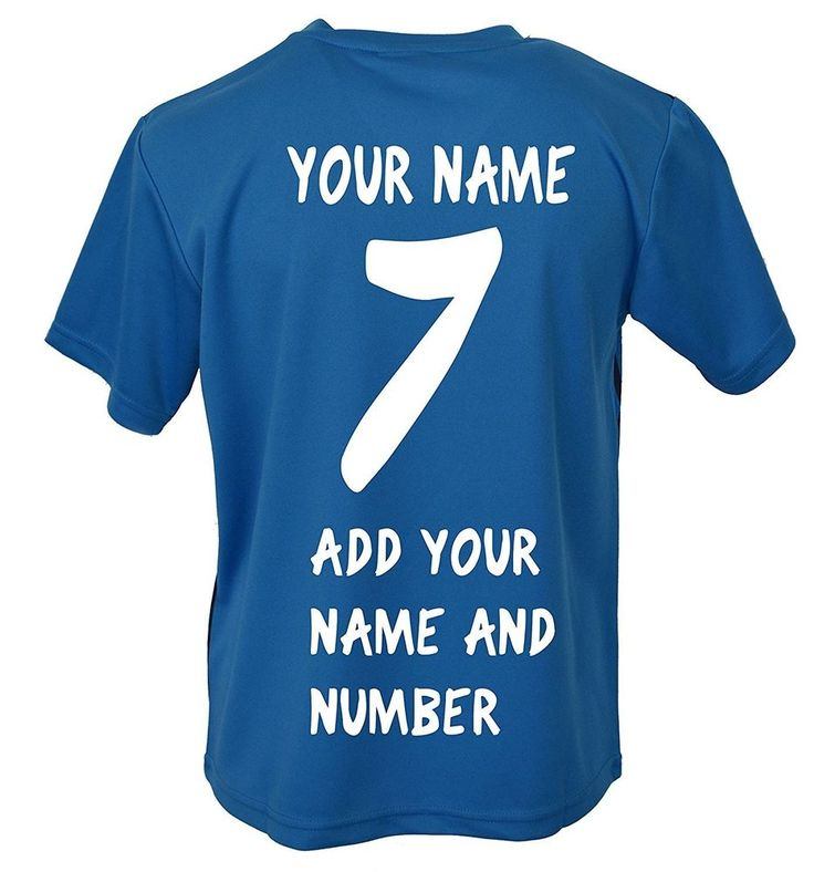 Real Madrid Soccer Jersey Youth Kids Training - Add Your Name & Number Ronaldo 7 #RHINOX #RealMadrid