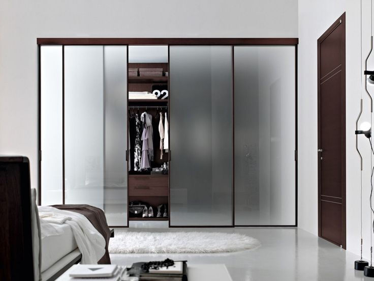 Round Bed Ikea 20 Beautiful Glass Walk In Closet Designs | Cabinet