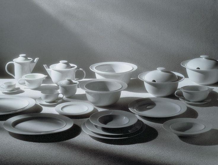 Alessi la bella tavola porcelain set c o l l e c t i o - Alessi la bella tavola ...