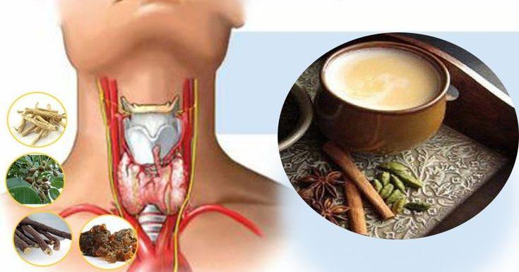 Смесь соков, имбиря и корицы с орехом: целительное снадобье для перезарядки щитовидной железы