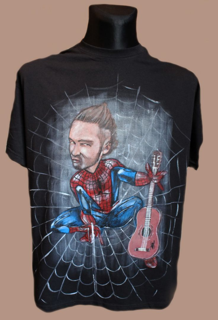 Karykatura na koszulce  http://www.kamzaart.pl/index.php/karykatury-na-koszulkach2