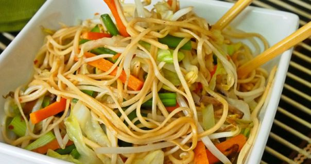 Chowmein is a popular recipe of #China. In Chinese restaurants you can found #Chowmein in their menu card. There are several ways to prepare Veg Chowmein Recipe. Chowmein can be used for both the category of foods, Veg and Non-veg. The ultimate taste of this #recipe made it popular across the countries like United States, India & Britain. Veg Chowmein takes less time to prepare and can be serve from #Kids to Guests...