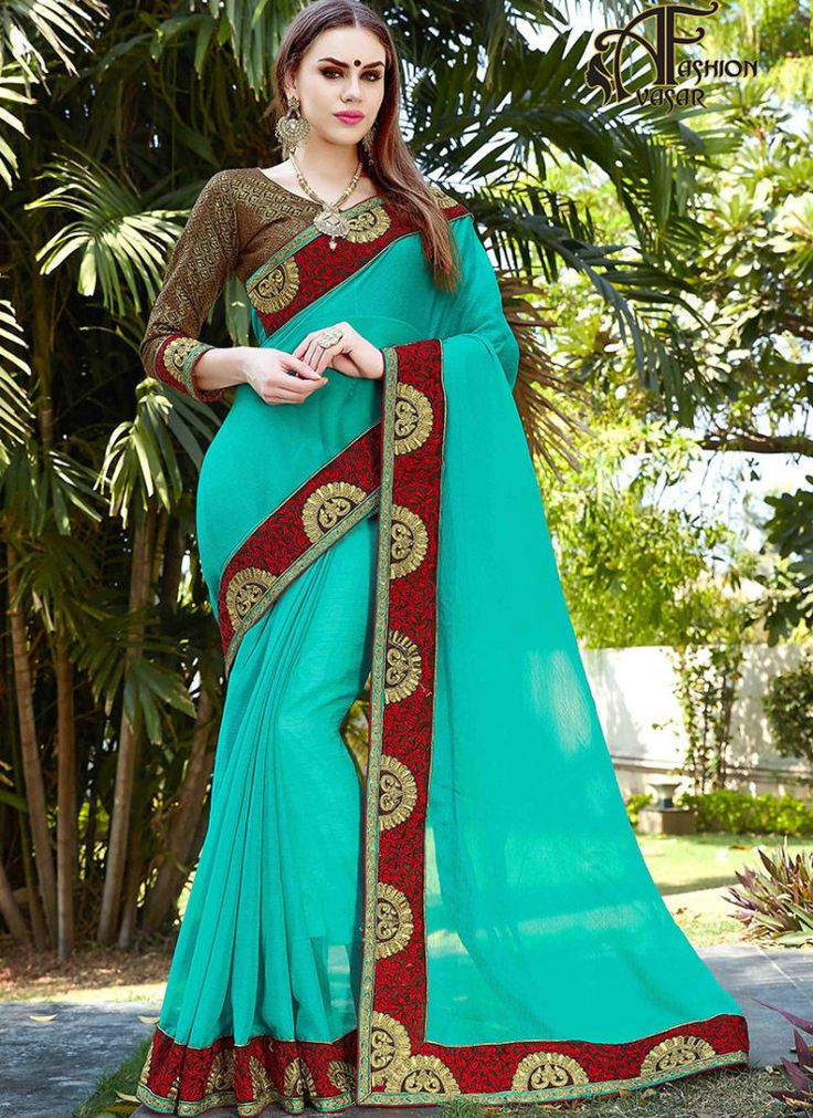 indian designer sarees online shopping – buy georgette sarees online