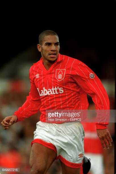 Stan Collymore Nottingham Forest