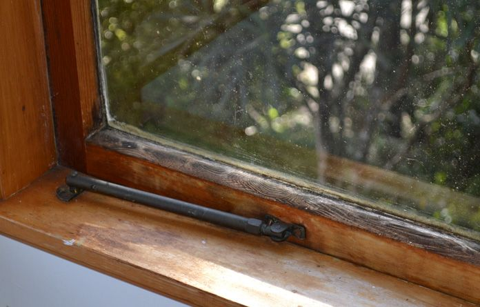 Old tired and draughty timber windows are easily replaced with new double glazed aluminium windows.
