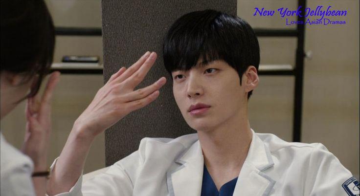 Ahn Jae-Hyeon 안재현 as Park Ji-Sang ~ Blood 블러드 ~ 2014 ~ Episode 04