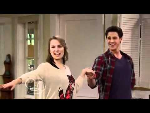 Good Luck Charlie - Teddy and Spencer (S3E1)