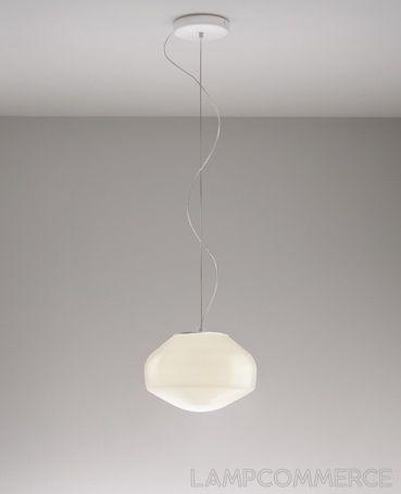 Fabbian Aérostat LED pendant light Lights & Lamps - LampCommerce