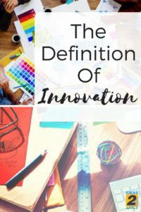 The #definition of innovation is subjective | innovation definition | innovative definition | definition of innovation | innovate definition | innovator definition | innovations definition | definition of innovative