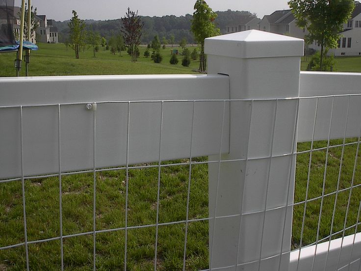 T Post Horse Fence