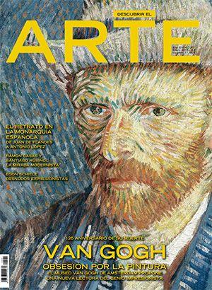 Portada de la revista de enero 2015 de Descubrir el Arte. ¡Ya en quioscos y http://quiosco.arte.orbyt.es/!