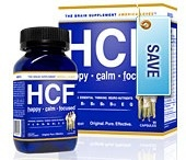 1 Bottle of HCF Happy Calm & Focused a Month - Autoship Program
