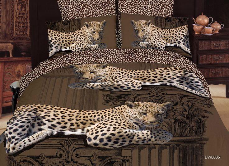 Leopard Style5 Cheetah Print Leopard Print Bedding Set