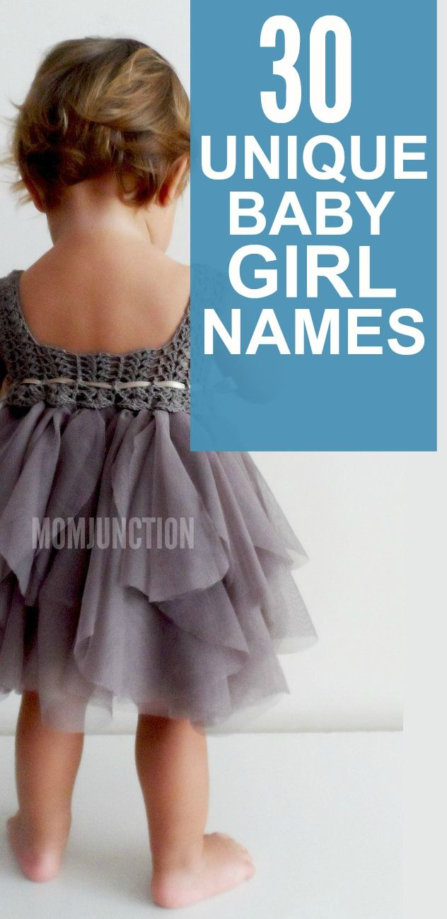 Many people don't emphasize on the importance of picking a good name for their child, while many others put a lot of time, thought, research and feelings to find the right name for their little one.Here is the pick of the top 30 unique baby names for girls starting with the letter A-B-C that we suggest to you.