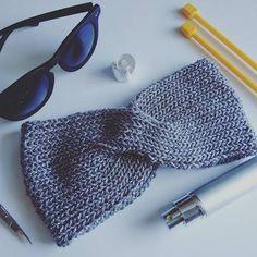Armarinho São José: Em Alta: Aprenda a fazer uma 'Headband' em Tricô