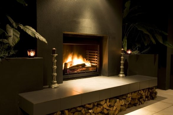 fireplace by warmington outdoor fireplaces gas wood log