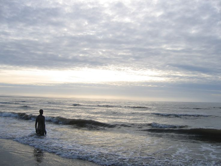 Antony Gormley 'Another Place'